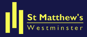 St Matthew's Primary School & Nursery Logo